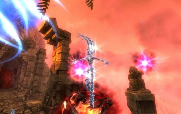 Screenshot 9 - X-Blades