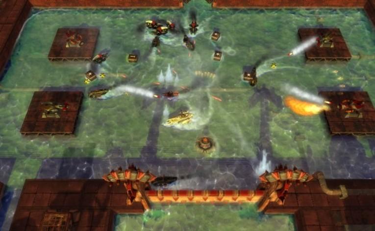 Screenshot 3 - Naval Warfare