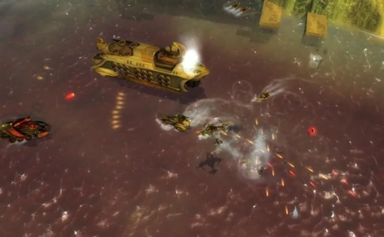 Screenshot 11 - Naval Warfare