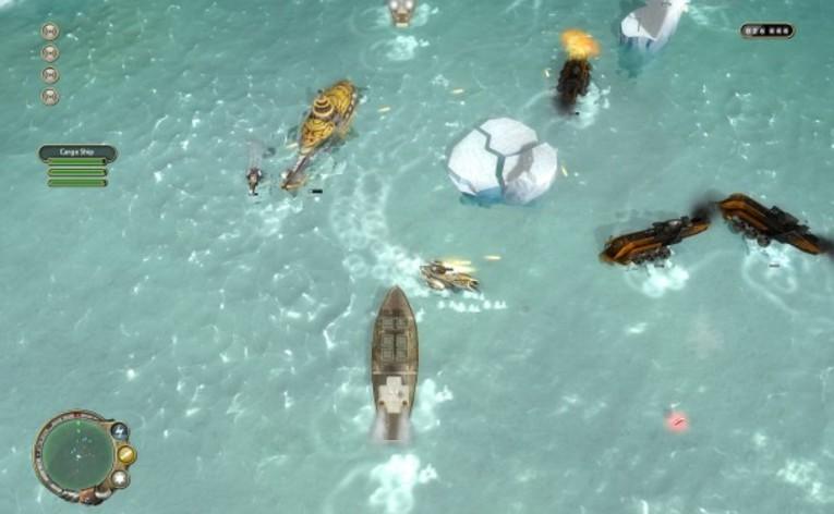 Screenshot 9 - Naval Warfare