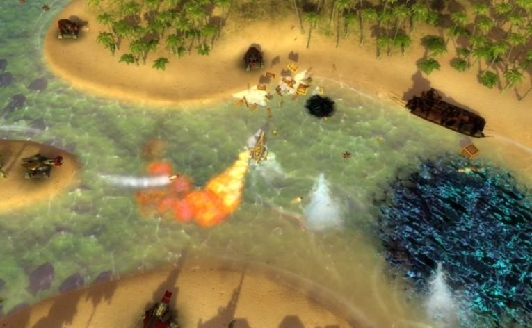 Screenshot 8 - Naval Warfare
