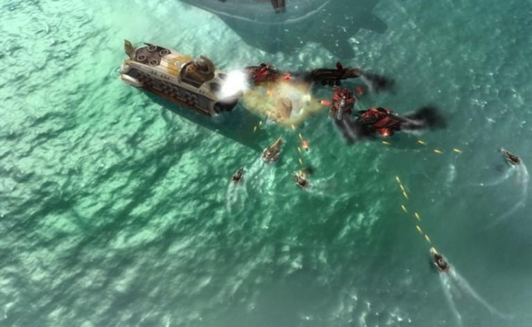 Screenshot 7 - Naval Warfare
