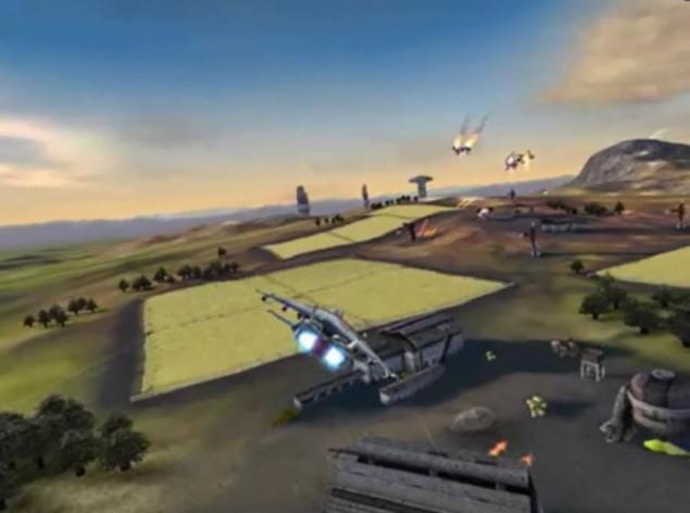 Screenshot 3 - Gun Metal