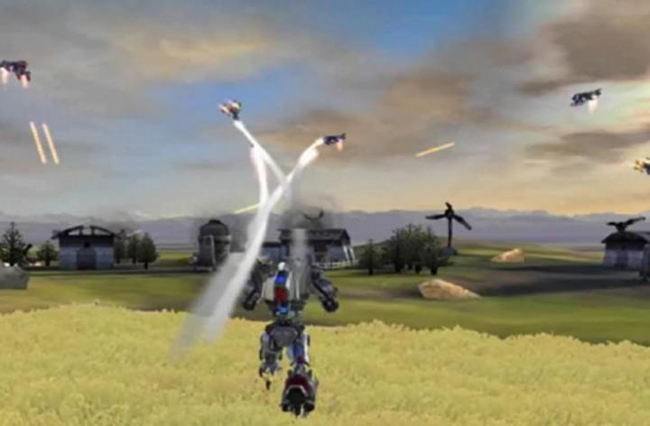 Screenshot 2 - Gun Metal
