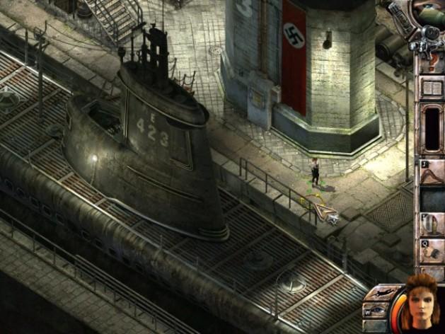 Screenshot 3 - Commandos 2: Men of Courage