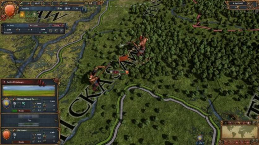 Screenshot 3 - Europa Universalis IV: Conquest of Paradise