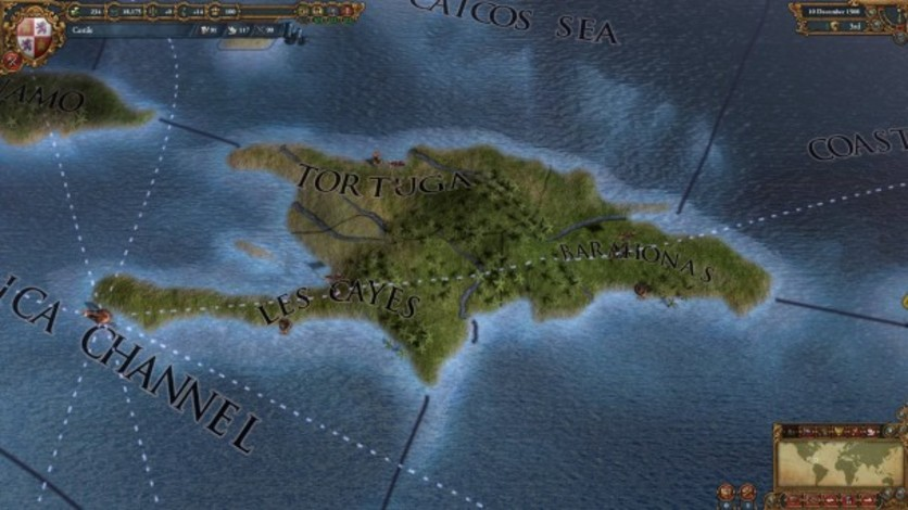 Screenshot 8 - Europa Universalis IV: Conquest of Paradise
