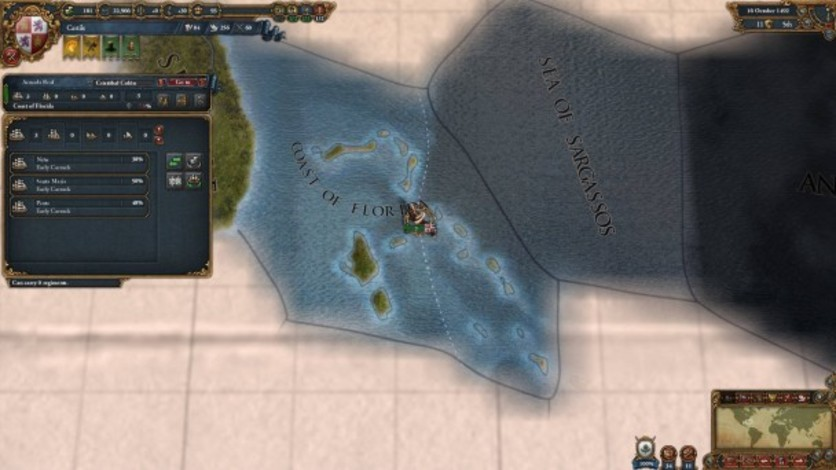 Screenshot 7 - Europa Universalis IV: Conquest of Paradise