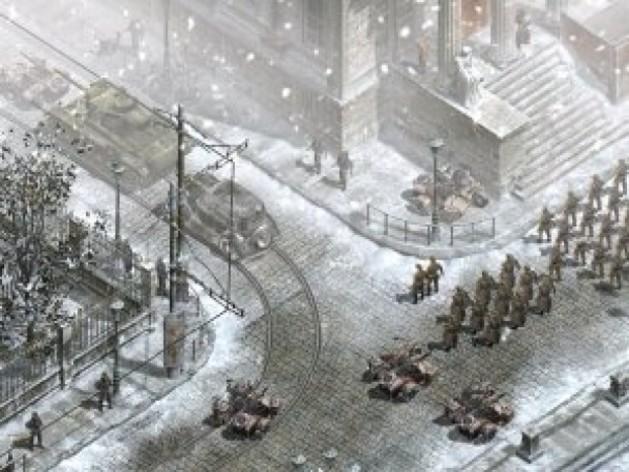 Screenshot 4 - Commandos 3: Destination Berlin
