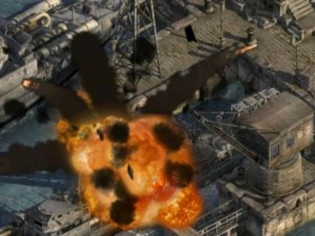 Screenshot 2 - Commandos 3: Destination Berlin