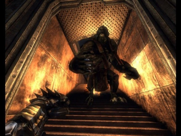 Screenshot 3 - NecroVisioN