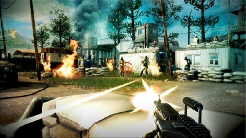 Screenshot 3 - Heavy Fire Afghanistan