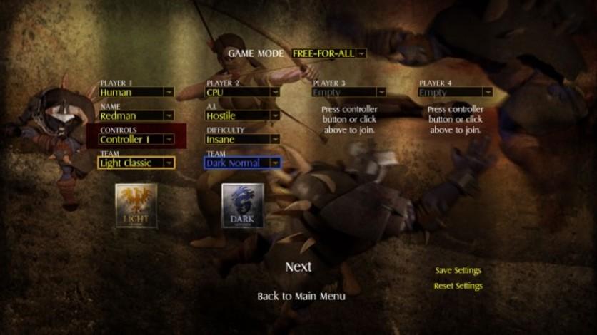 Screenshot 6 - Archon Classic