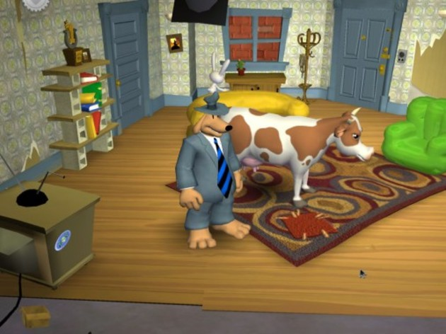 Screenshot 7 - Sam and Max 1-3 Complimentary