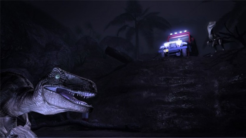 Screenshot 5 - Jurassic Park: The Game