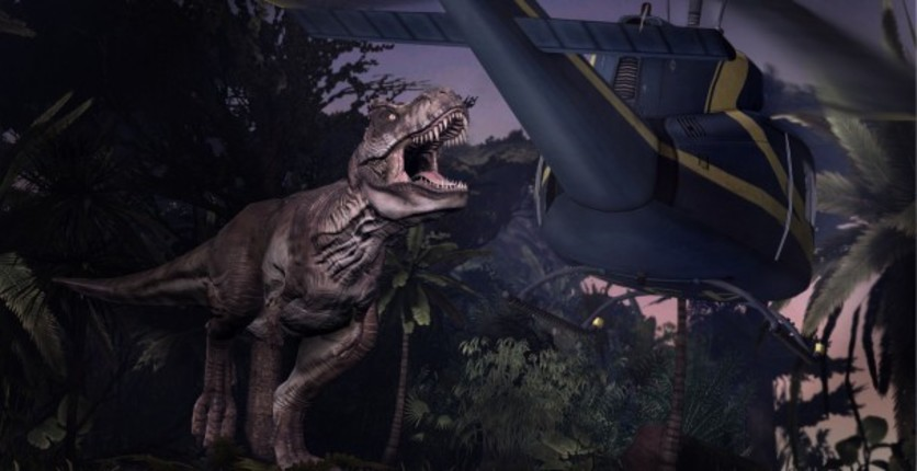 Screenshot 9 - Jurassic Park: The Game