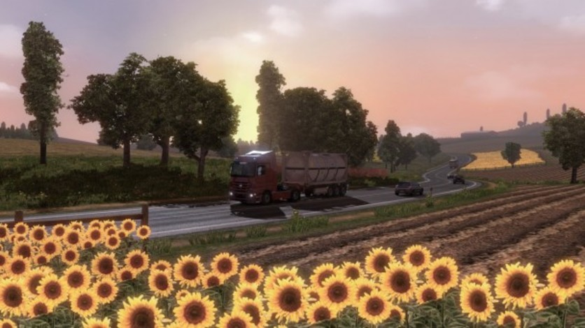 Screenshot 9 - Euro Truck Simulator 2: Gold Edition