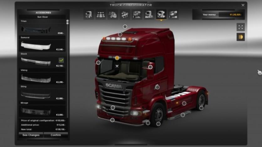 Screenshot 6 - Euro Truck Simulator 2: Gold Edition