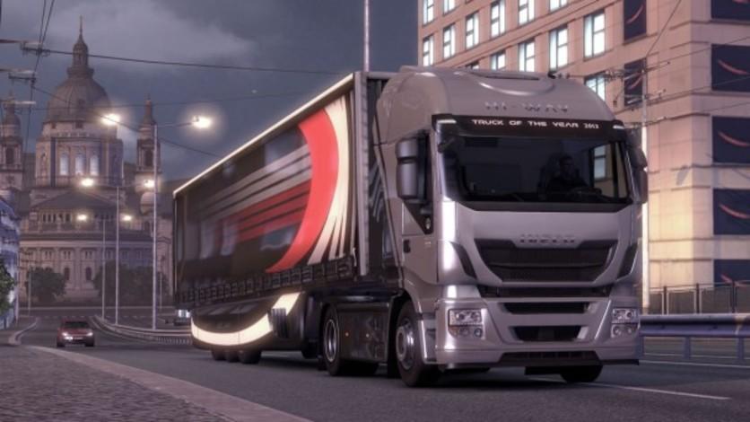Screenshot 3 - Euro Truck Simulator 2: Gold Edition