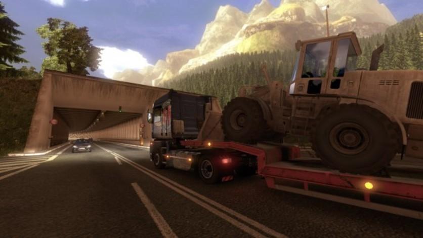 Screenshot 8 - Euro Truck Simulator 2: Gold Edition