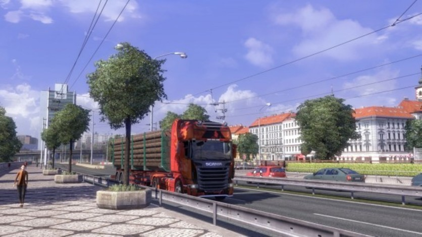 Screenshot 15 - Euro Truck Simulator 2: Gold Edition