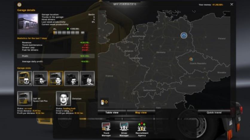 Screenshot 13 - Euro Truck Simulator 2: Gold Edition