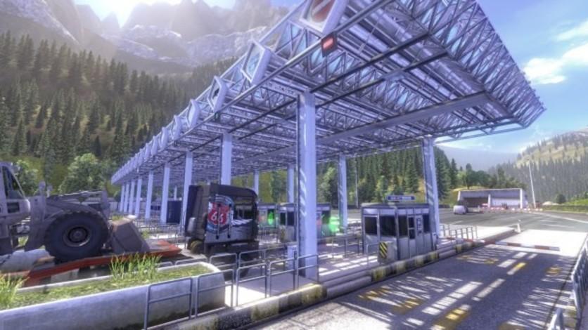Screenshot 4 - Euro Truck Simulator 2: Gold Edition