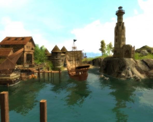 Screenshot 7 - The Guild 2 Pirates of the European Seas