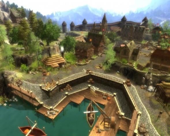 Screenshot 1 - The Guild 2
