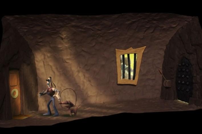 Screenshot 2 - Armikrog