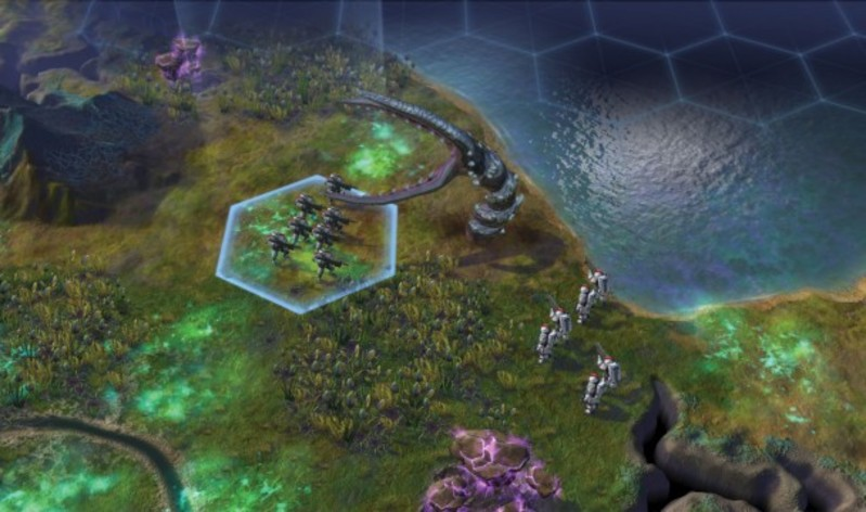 Screenshot 5 - Sid Meier's Civilization: Beyond Earth