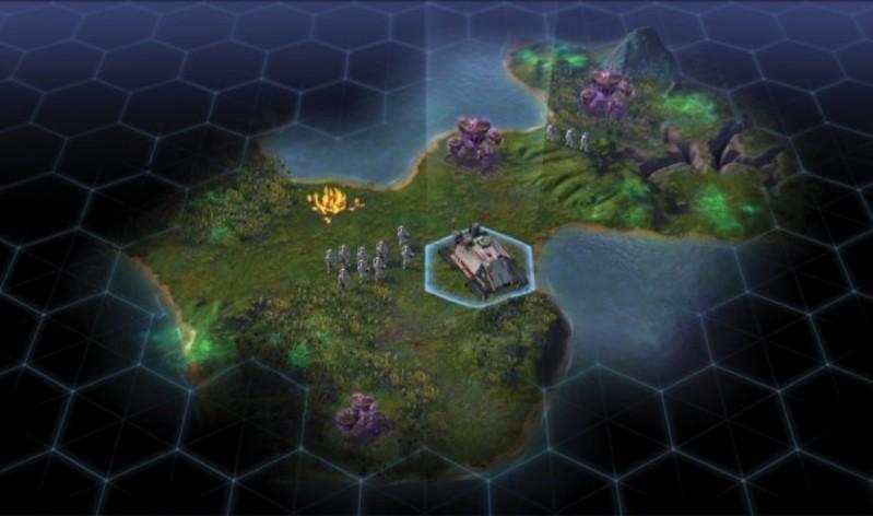 Screenshot 4 - Sid Meier's Civilization: Beyond Earth