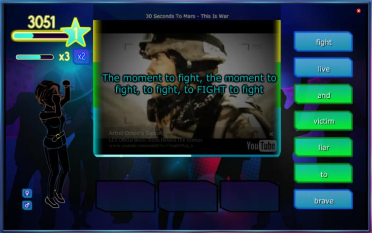 Screenshot 3 - Feel the Music