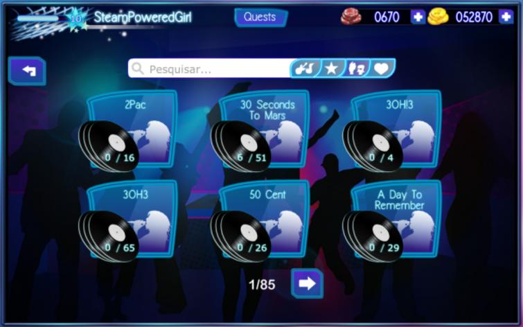 Screenshot 5 - Feel the Music