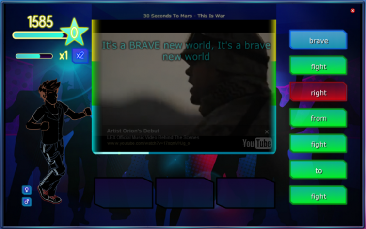Screenshot 4 - Feel the Music
