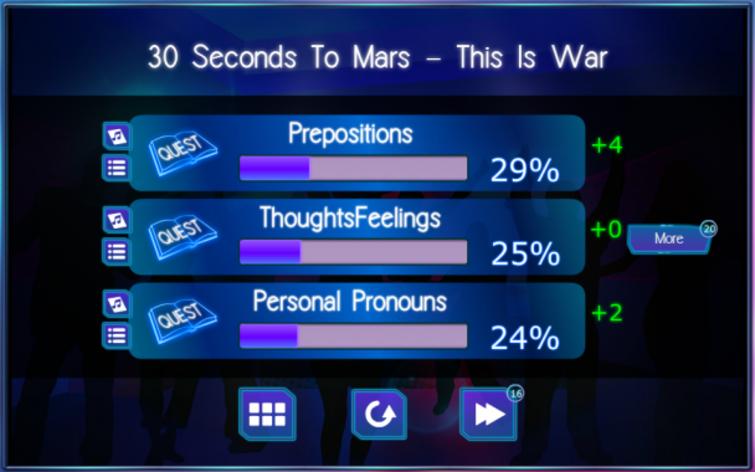 Screenshot 9 - Feel the Music