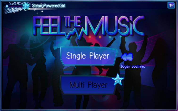 Screenshot 8 - Feel the Music
