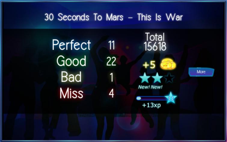 Screenshot 2 - Feel the Music