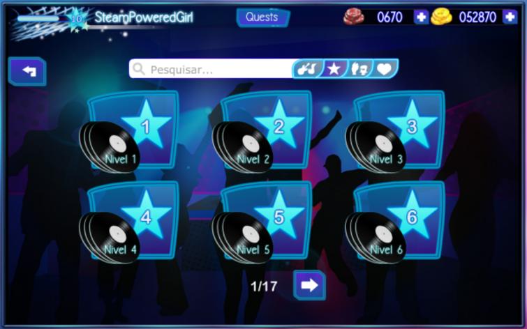 Screenshot 7 - Feel the Music