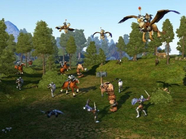 Screenshot 9 - Spellforce 2 Gold