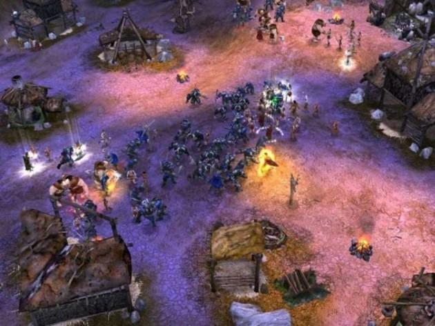 Screenshot 2 - Spellforce 2 Gold