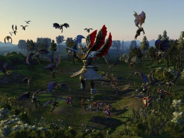 Screenshot 10 - Spellforce 2 Gold