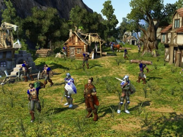 Screenshot 7 - Spellforce 2 Gold