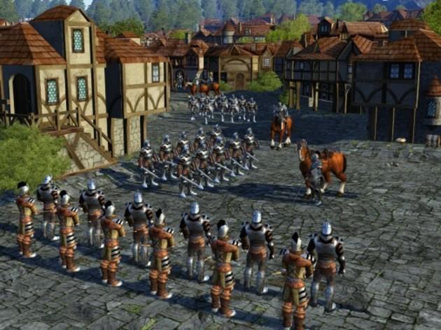 Screenshot 8 - Spellforce 2 Gold