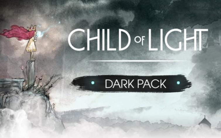 Screenshot 1 - Child of Light: Dark Pack