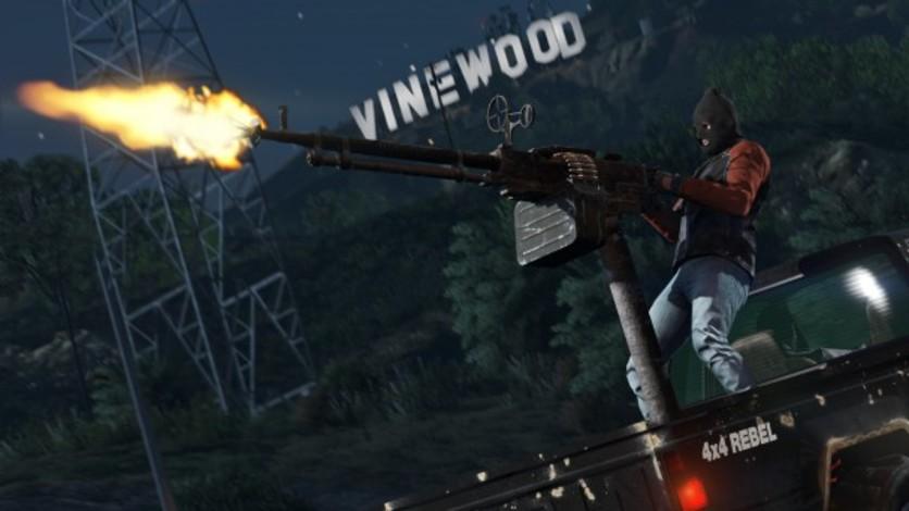 Screenshot 25 - Grand Theft Auto V