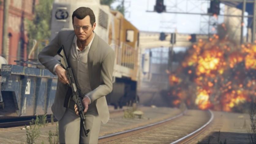 Screenshot 16 - Grand Theft Auto V