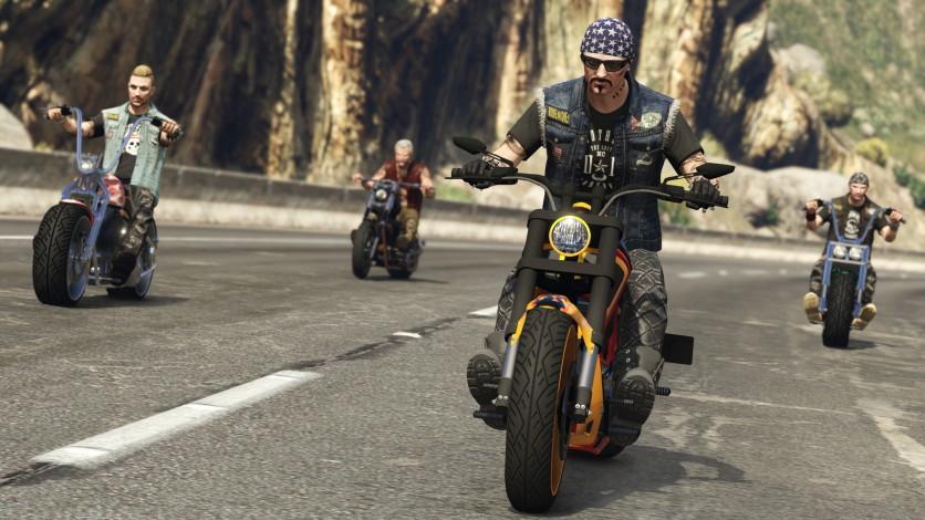 Screenshot 8 - Grand Theft Auto V