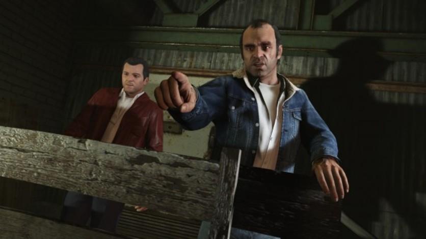 Screenshot 36 - Grand Theft Auto V
