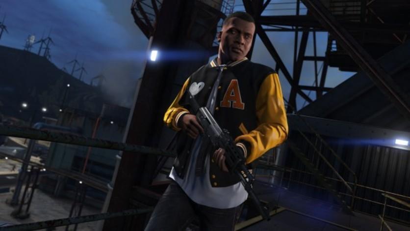 Screenshot 38 - Grand Theft Auto V